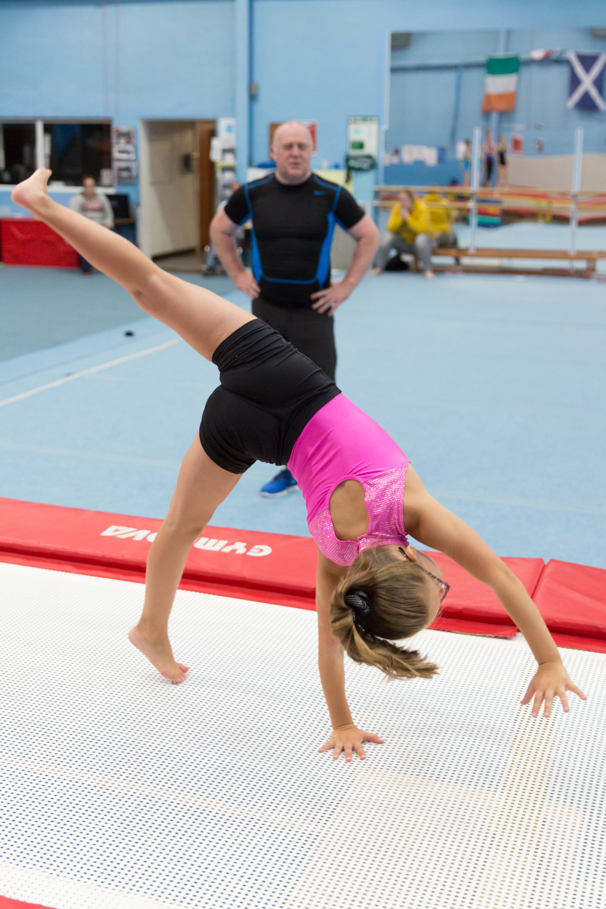Southampton Gymnastics Club Offers Tumbling